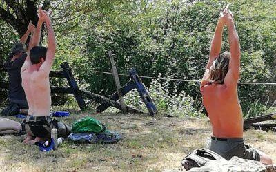 """""""Je jeûne donc je fais du yoga""""… Deux en un ?"""